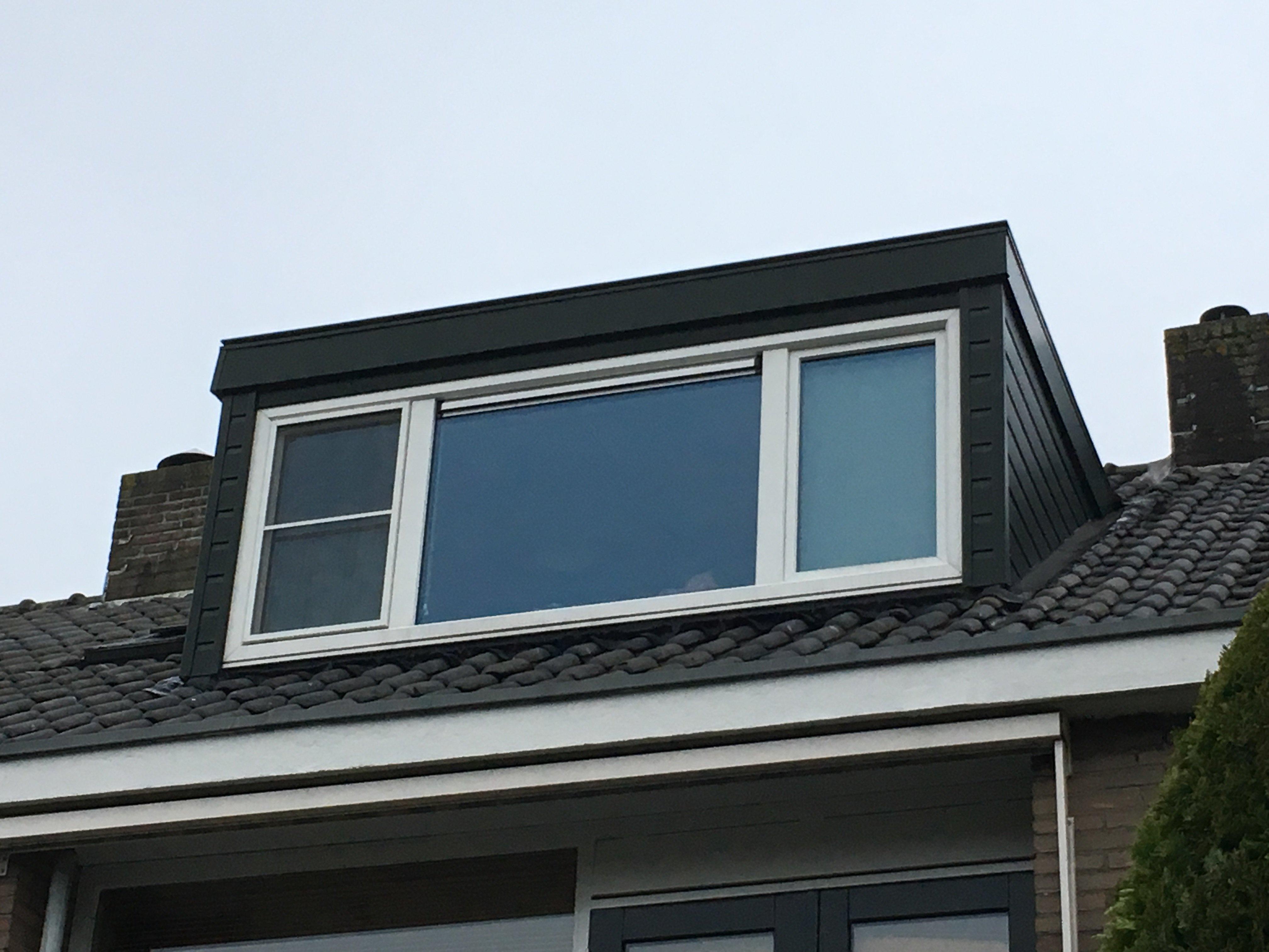 Dakkapel renovatie te Bilthoven.