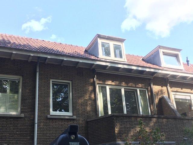 Kunststof kozijnen gemonteerd in deze mooie jaren 30 woning op het Majellapark te Utrecht!