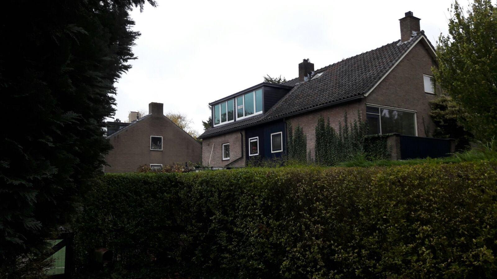 Prachtige Knipping prolux dakkapel gemonteerd te Bilthoven.