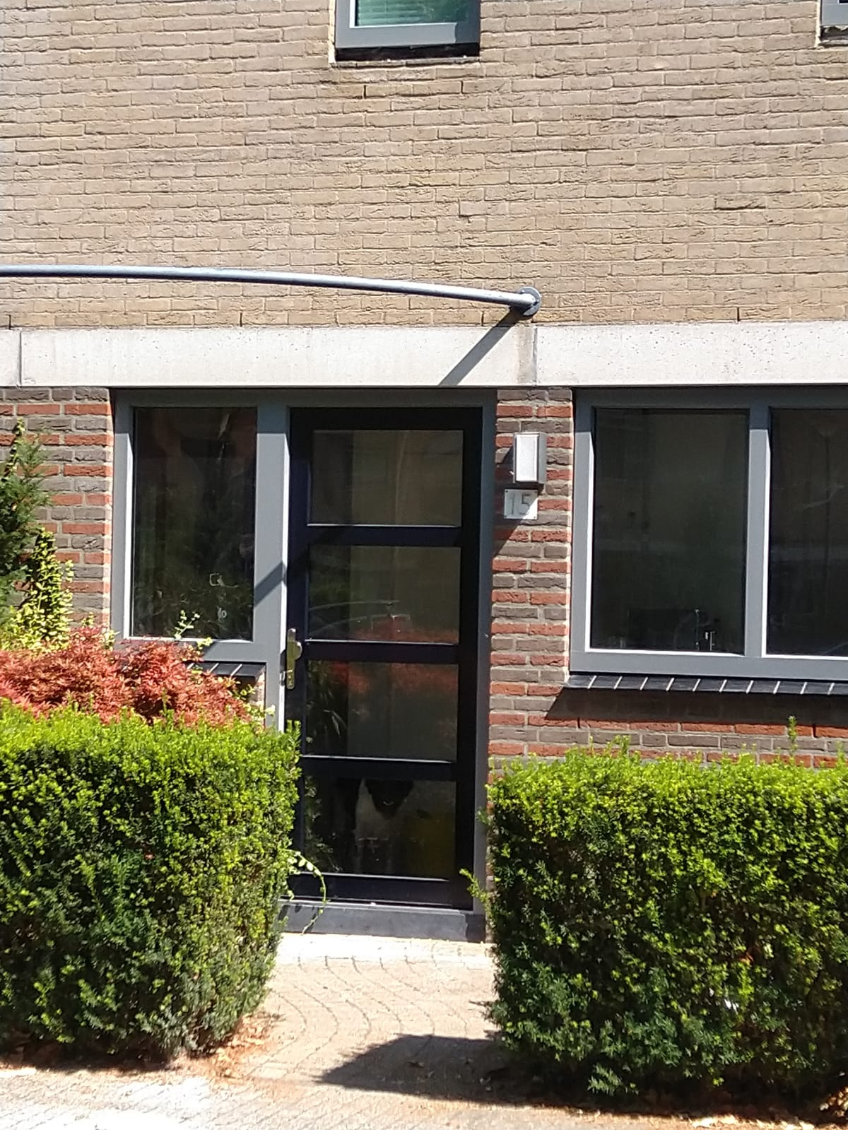 Kozijnen, deuren en schuifpui gemonteerd te Amersfoort!