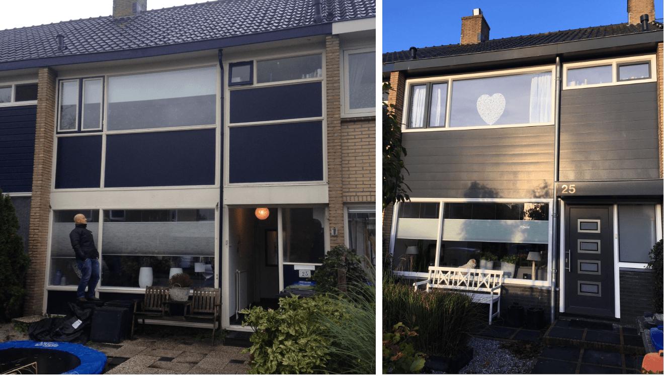 Kunststof kozijnen te Bilthoven!