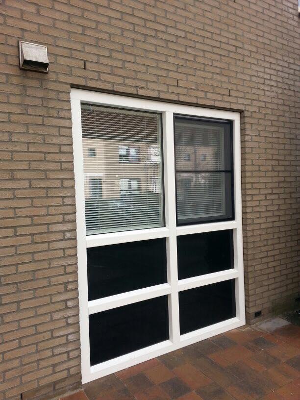 Kunststof Gayko kozijnen en deuren gemonteerd te Almere!