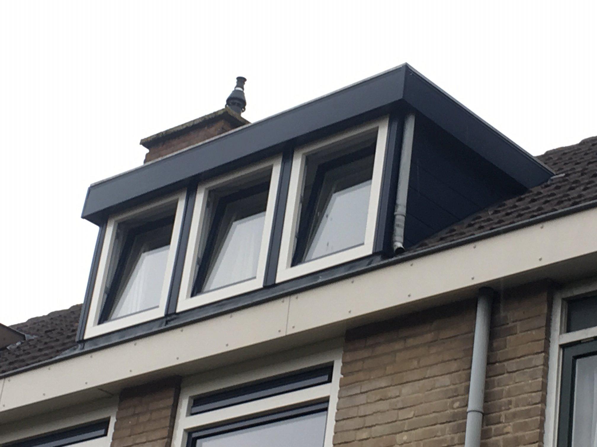 Dakkapel renovatie en kozijnen vervangen te Woerden.