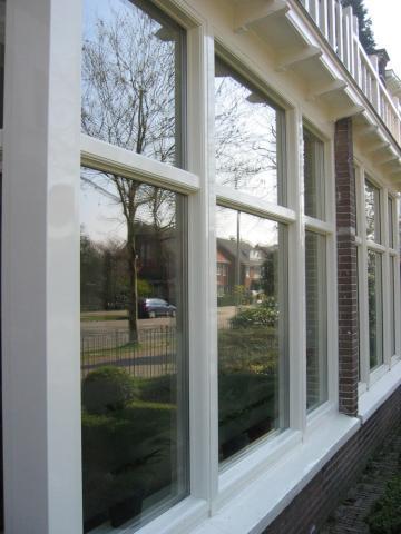Kunststof kozijn raam |