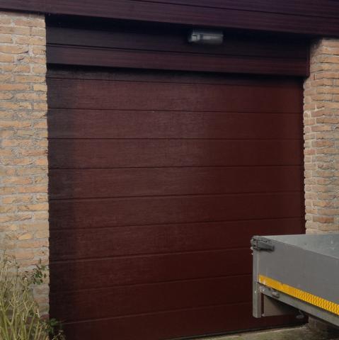 garagedeur kunststof |